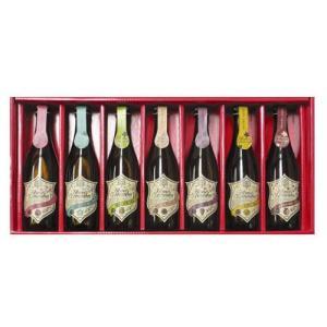 (姫梅酒)7フレーバーセット HU-008   通常、ご注文後3〜7日で発送