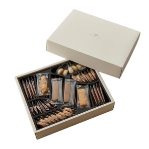帝国ホテルクッキー 詰め合わせ セット(C-30 / 10種・52個入)   ギフト/お歳暮