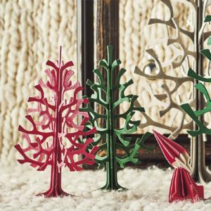 Lovi ロヴィ 卓上 クリスマスツリー 14cm ミニクリスマス ミニツリー 木 北欧 フィンラン...