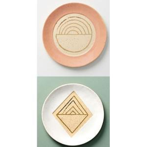 アンソロポロジー ケーキプレート サイドプレート 幾何学 Anthropologie|conceptstore