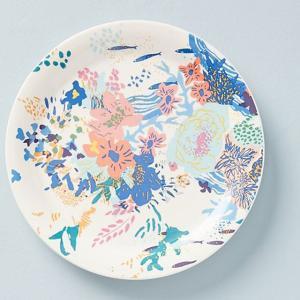 アンソロポロジー ケーキプレート サイドプレート花柄 絵皿 Anthropologie|conceptstore