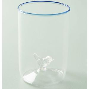 アンソロポロジー 可愛い小鳥のコップ グラス Anthropologie|conceptstore