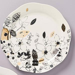 アンソロポロジー ディナープレート 盛り皿 花柄  Anthropologie|conceptstore