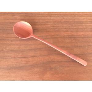 ぬくもりのある木のスープスプーン 木製カトラリー サオ ナチュレ 北欧インテリア プレゼントに ナチュラルデザイン 木の食器|conceptstore
