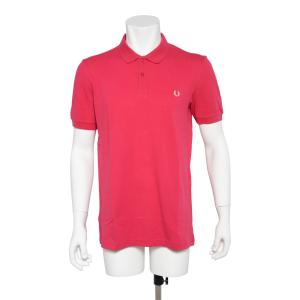 FRED PERRY フレッドペリー スリムフィット ポロシャツ M6000 181 ピンク