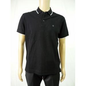 Z ZEGNA ジーゼニア メンズ 半袖 ポロシャツ VI340 ZZ689 K09 ブラック