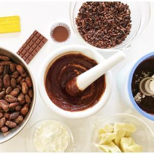 #おうちでビーントゥーバー/カカオ豆から手作りチョコレートキット