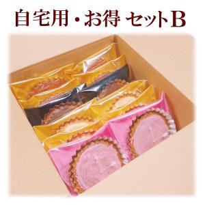 焼き菓子 自宅用 お得 セットB レモンケーキ クランベリーケーキ チョコレートケーキ マドレーヌ 送料無料|conditorei-toyodo
