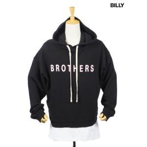 ■ブランド  BILLY(ビリー)   ■アイテム名  Brothers Hoodie  ■カラー ...