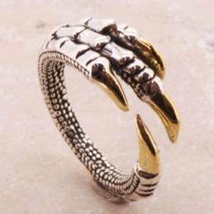 ドラゴンクロー シルバーリング リング 指輪 サイズ 人気 おすすめ ブランド プレゼント シンプル メンズ レディース 送料無料 coniglio
