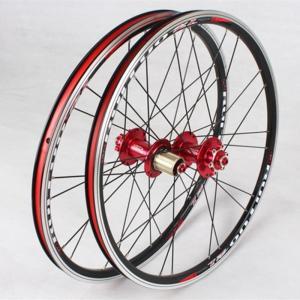 BXM折りたたみ自転車 20インチ用 406 451 アルミホイール ディスクブレーキ DAHON