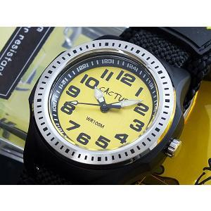 カクタス CACTUS キッズ 腕時計 CAC-45-M10 connection-s