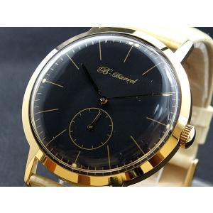 ビーバレル B-BARREL 手巻き式 腕時計 BB0045GP-1|connection-s