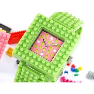 ナノブロック NANO BLOCK 腕時計 NAW-3410LG|connection-s