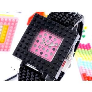 ナノブロック NANO BLOCK 腕時計 NAW-3410OPG|connection-s