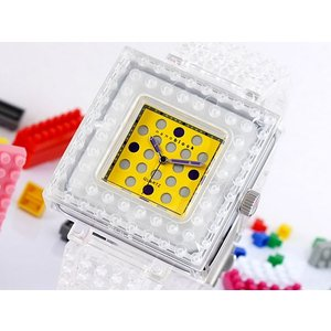 ナノブロック NANO BLOCK 腕時計 NAW-3410YP|connection-s
