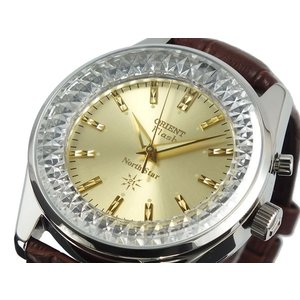 オリエント ORIENT ノーススター 復刻モデル メンズ 腕時計 URL002DL 国内正規|connection-s