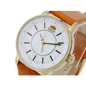 オリエント ORIENT スタイリッシュアンドスマート DISK S 自動巻き レディース 腕時計 WV0051NB 国内正規|connection-s