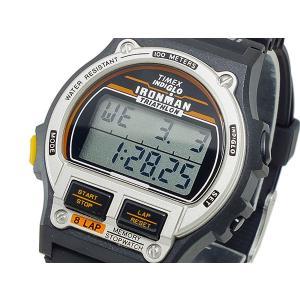 タイメックス TIMEX アイアンマン 8ラップ 復刻版 デジタル メンズ 腕時計 T5H961-N 国内正規|connection-s