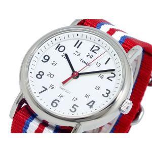 タイメックス TIMEX ウィークエンダー セントラルパーク クオーツ メンズ 腕時計 T2N746 国内正規|connection-s