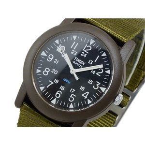 タイメックス TIMEX OUTDOOR キャンパー クオーツ ユニセックス 腕時計 T41711 国内正規|connection-s