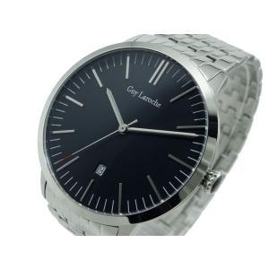 ギ ラロッシュ GUY LAROCHE クオーツ メンズ 腕時計 G2004-04|connection-s