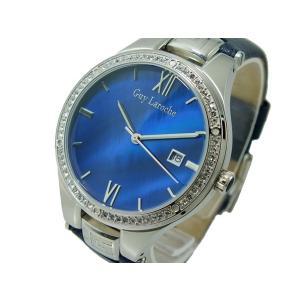 ギ ラロッシュ GUY LAROCHE クオーツ ユニセックス 腕時計 L1003-02|connection-s