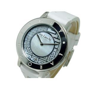 ギ ラロッシュ GUY LAROCHE クオーツ レディース 腕時計 L1006-01|connection-s