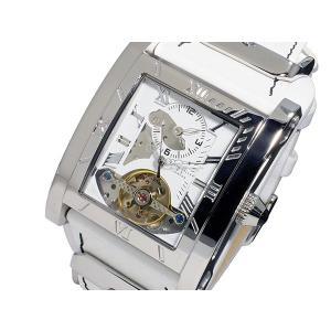 キース バリー KEITH VALLER 自動巻き メンズ 腕時計 SDT2-WH ホワイト|connection-s