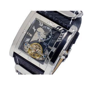 キース バリー KEITH VALLER 自動巻き メンズ 腕時計 SDT2-BK ブラック|connection-s