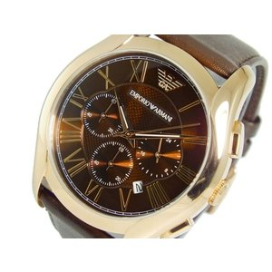 エンポリオ アルマーニ EMPORIO ARMANI クオーツ クロノグラフ メンズ 腕時計 AR1701|connection-s