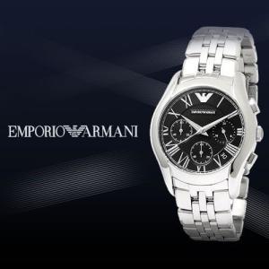 EMPORIO ARMANI エンポリオアルマーニ レディース 腕時計 ブラック AR1791|connection-s