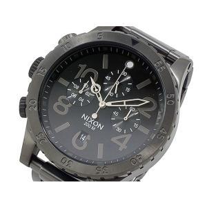 ニクソン NIXON 48-20 CHRONO クオーツ メンズ クロノ 腕時計 A486-632 A486632|connection-s