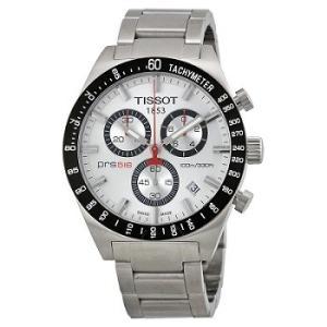 TISSOT ティソ 腕時計 メンズ T-SPORT PRS516 シルバー T044.417.21.031.00|connection-s