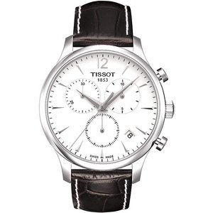 ティソ TISSOT TRADITION CHRONOGRA...