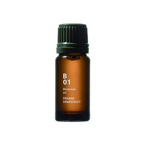 ボタニカルエアー B01 オレンジグレープフルーツ 450ml Botanical air アットアロマ|conome