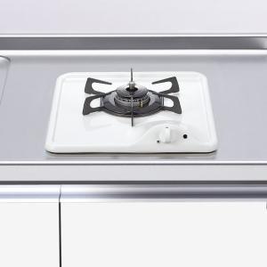マイセット キッチン 調理器具 ガスコンロ 1口コンロ[DC1004SB]MYSET  道幅4m未満配送不可|conpaneya
