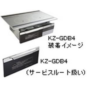 防熱グリルドアKZ-GDB1-Kビルトインタイプ用 把手 ブラック パナソニックPanasonic