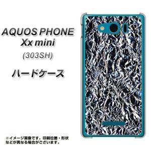 ・メール便対応 SoftBank AQUOS PHONE Xx mini 303SH用 ハードケース...