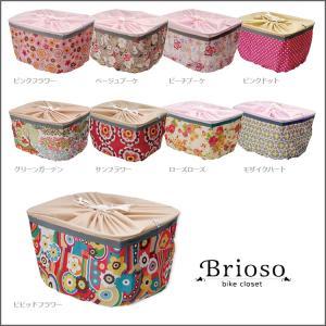 『特価』ブリオーソ フロントバスケットカバー Brioso ACZ22801_22813|conspi