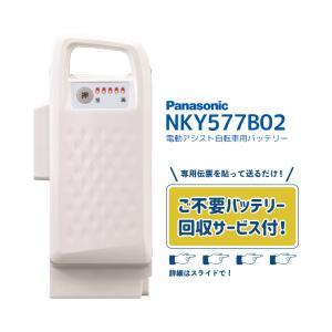 電動自転車用バッテリー リチウムイオンバッテリーパナソニックNKY577B02 25.2V-8.0Ah (NKY576B02互換) 北海道・沖縄・離島送料別途|conspi
