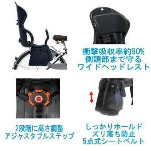 自転車用後ろチャイルドシート OGK RBC-...の詳細画像1