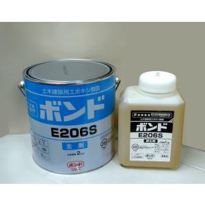 機械的強度・接着強度に優れ、また耐水性・耐久性・耐候性にも優れています。  2液混合型の接着剤になり...