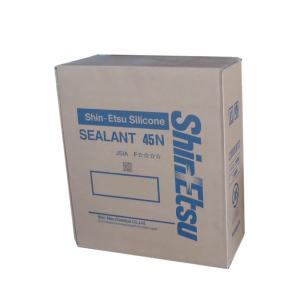 シーラント45N ブラック 330ml×10本 信越化学 JIS品 シリコンコーキング