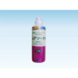 HOYA ピュアソークH 120ml|contact-clean