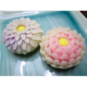 【終了しました】和菓子ワークショップ第1部11時より 「はさみ菊をつくろう」 contenart