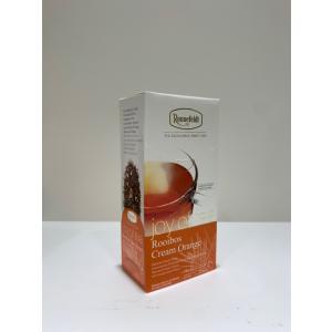 [ジョイオブティー] ルイボス・クリーム・オレンジ  Cream Orange  ロンネフェルト contenart 02
