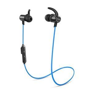 【改善版】Anker SoundBuds Slim(カナル型 Bluetoothイヤホン)【Blue...