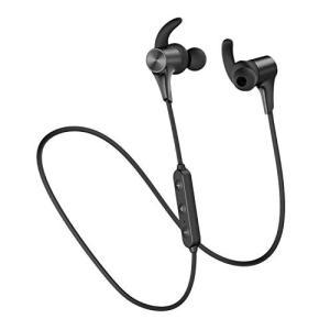 SoundPEATS(サウンドピーツ) Q12Pplus Bluetooth イヤホン Blueto...