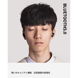 【Bluetooth進化&iPhone/Android適用】 完全 ワイヤレス イヤホン Sound...